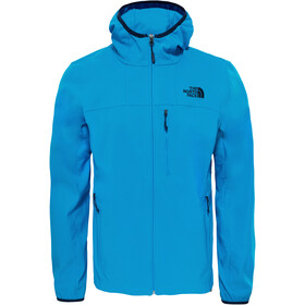 The North Face Nimble Hoodie Herr hyper blue